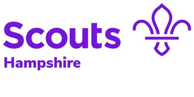 Hampshire Scouts ADC and DESC Workshop day