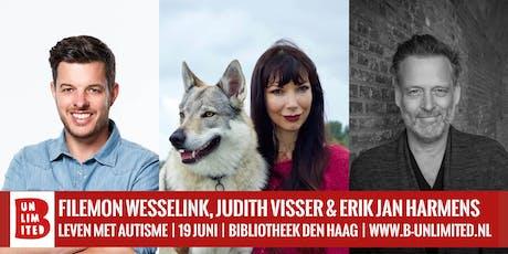B-Unlimited: Filemon Wesselink, Judith Visser & Erik Jan Harmens  tickets