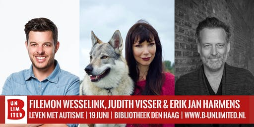 B-Unlimited: Filemon Wesselink, Judith Visser & Erik Jan Harmens
