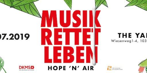 Hope 'n' Air - Musik rettet Leben