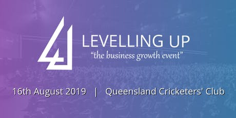 Levelling Up- The Business Growth Event tickets