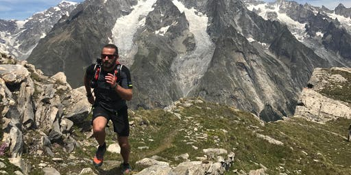 An Evening with British Endurance Adventurer Jamie Ramsay: Covent Garden
