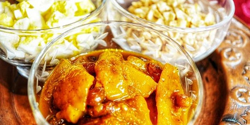 Vegan Indian Cooking Party