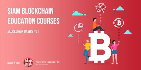 Siam Blockchain Education Courses - Thailand(Bangkok) tickets