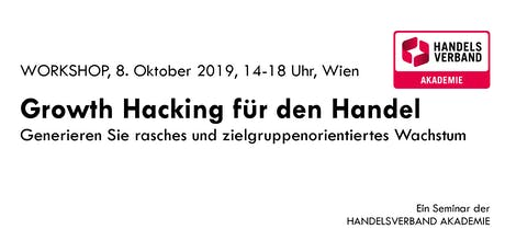 WORKSHOP Growth Hacking für den Handel Tickets