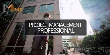 Project Management Professional Certification 4 Days Virtual Live Training (Weekend) tickets