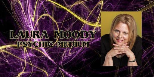 A Night with the Spirits With Medium Laura Moody!