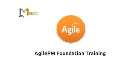 AgilePM® Foundation 3 Days Training in Hamilton Tickets