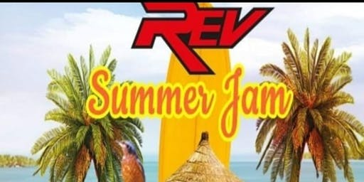 Rev Cahir  Summer Jam Teenage Disco