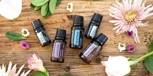 Wellness Naturally with Essential Oils