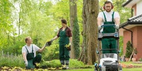 Persoonlijke en professionele groei in de groensector tickets