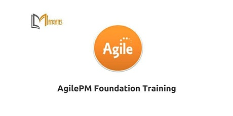 AgilePM® Foundation 3 Days Training in London Ontario,ON tickets