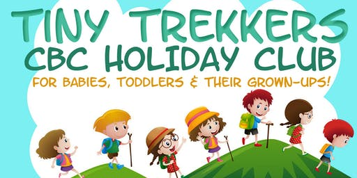 Tiny Trekkers Preschool Holiday Club