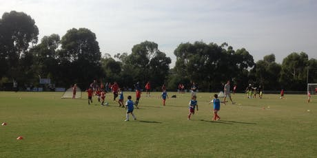 Eastern Lions School Holiday Soccer Coaching Clinics tickets