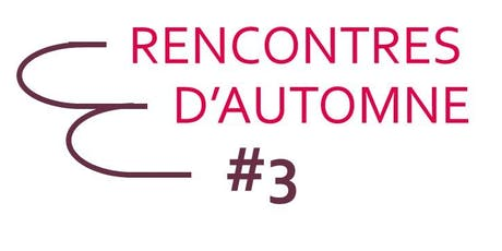 Rencontres d'automne #3 tickets