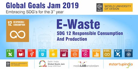 Global Goals Jam 2019 Tickets