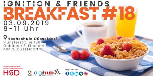 Ignition & friends breakfast #18