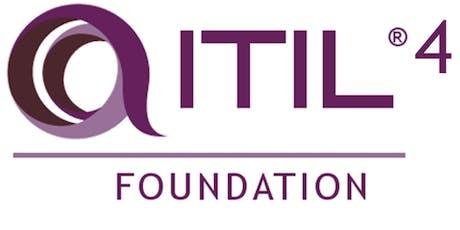 Curso de Certificación ITIL® 4 Foundation entradas