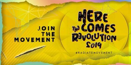 Radiate Movement Kota Kinabalu 2019 tickets