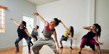 Free Beginners Dance Workshop  tickets