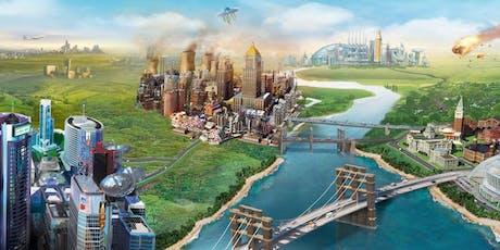 Game Science Lab. Giochi e videogame per immaginare la città. biglietti