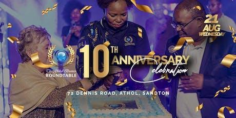 GBR 10th Year  Celebration '19 tickets