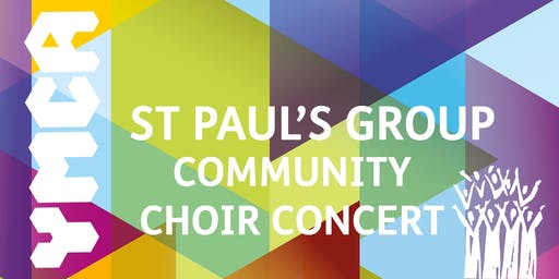 YMCA St Paul's Group Community Choir Concert