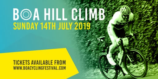 Bradford On Avon Cycling Festival 2019 - Hill Climb