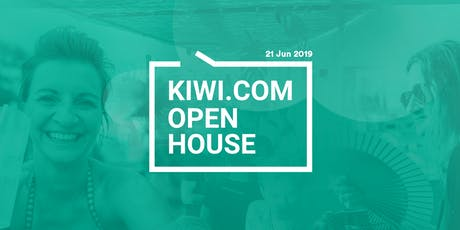 Kiwi.com Open House entradas