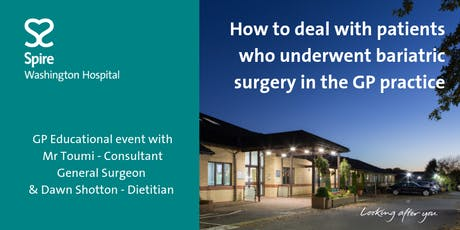 How to deal with patients who underwent bariatric surgery in the GP practice. tickets