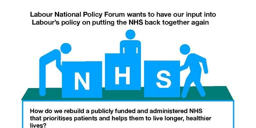 Labour's NHS policy consultation
