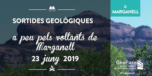 Sortida Geològica pel terme de Marganell