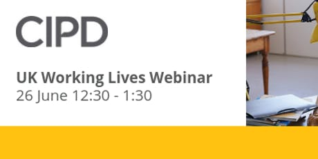 Scotland UK Working Lives Webinar tickets
