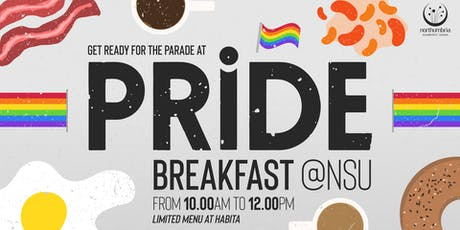 NSU Pride Breakfast tickets