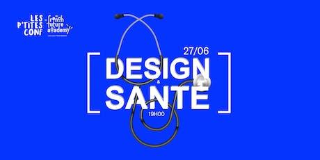 Table ronde Design Thinking: Design et santé tickets