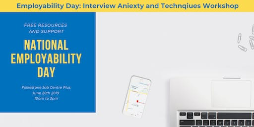 Interview Anxiety and Techniques Workshop