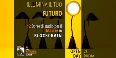 The Blockchain Management School - Open day