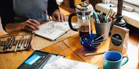 Creativity & Wellbeing Brunch: self-compassion tickets
