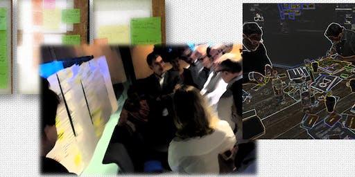 Invitation Atelier de Design Thinking chez Nokia Paris-Saclay le 18 Juin