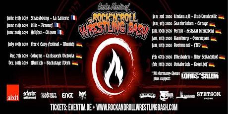 The Rock n Roll Wrestling Bash Dortmund Tickets