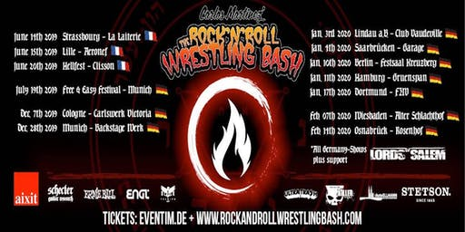 The Rock n Roll Wrestling Bash Saarbrücken