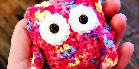Seeded Saturday Woolly Hugs June Creating Session tickets