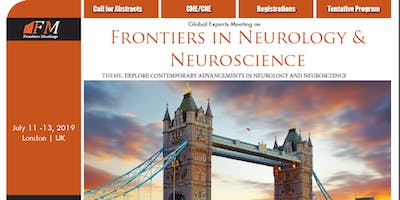 Global Experts Meeting on Frontiers in Neurology & Neuroscience