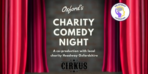 Oxford's Charity Comedy Night