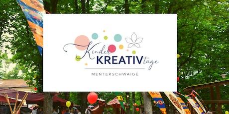 KinderKreativTage - Nähkurs Tickets