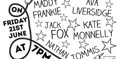 Jesmond Jokers Comedy Club #2 tickets