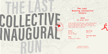 LAST | Community Based Running Collective tickets