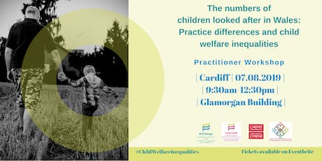 The numbers of children looked after in Wales: Practice differences and child welfare inequalities tickets