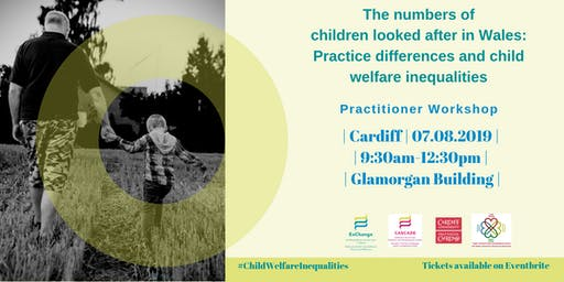 The numbers of children looked after in Wales: Practice differences and child welfare inequalities