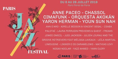 Paris Jazz Festival billets